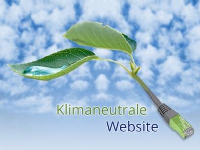 Klimaneutrale, atomstromfreie Website - gibt es umweltfreundliche Homepages?