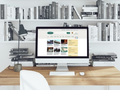 "Website / Online-Shop ""Kartenbüro Neubaur"" (erneuter Relaunch)"