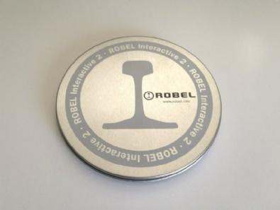 "CD-ROM ""ROBEL interactive 2"""