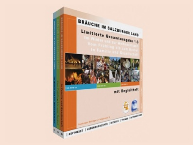 "CD-ROM-Reihe ""Bräuche im Salzburger Land"""