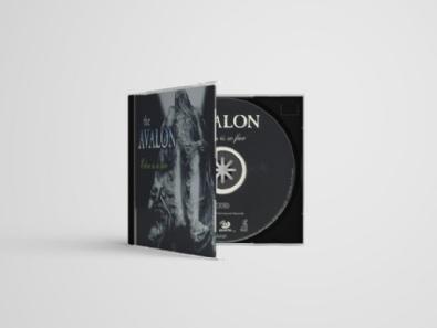 """CD-EXTRA """"Avalon"""""""