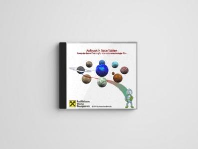 """CD-ROM / CBT """"Aufbruch in Neue Welten"""""""