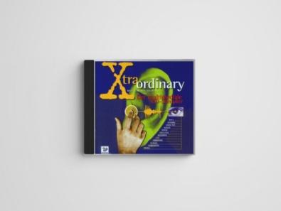 """CD-EXTRA """"Xtra Ordinary"""""""