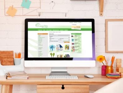 Online-Shop Band- und Papier-Großhandel Pukschitz