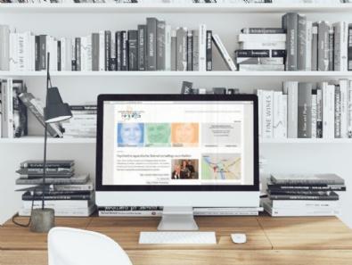 Neue Website für die Psychotherapiepraxis Hallein im Responsive-Design