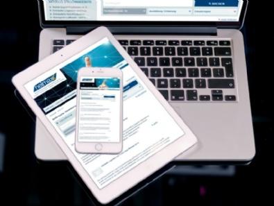 Website Helmaxx GmbH - jetzt mit Online-Recruiting-Tool!