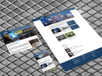 Website Stahlbau Ziegler